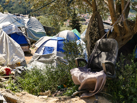 EU Audit finds systematic failures in implementation of policy in hotspot camps