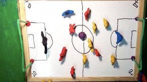 The Football Match – Stop Motion