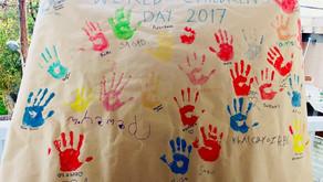 Refugee Celebrations on World Children's Day 2017