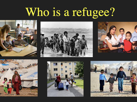 Who is a Refugee?