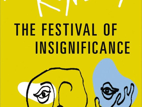 REVIEW: Milan Kundera's 'The Festival of Insignificance'