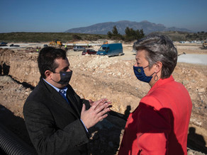 Humanitarian crisis continues as EU funding announced for 5 new camps