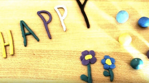 Happiness, Hopefulness and Love – Stopmotion