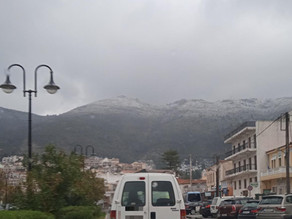Winter in the Aegean - spotlight on Samos