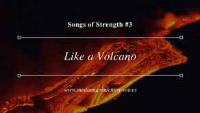 #3—Like a volcano