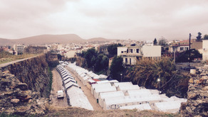 The Testimony of a Refugee: Chios, Greece