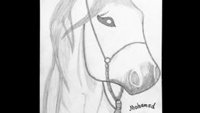 Η τέχνη του Mohamad | Mohamad's Art