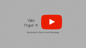 Mosamel's Poem and Message