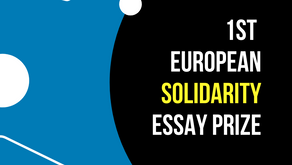 The 1st European Solidarity Essay Prize: Launch Day