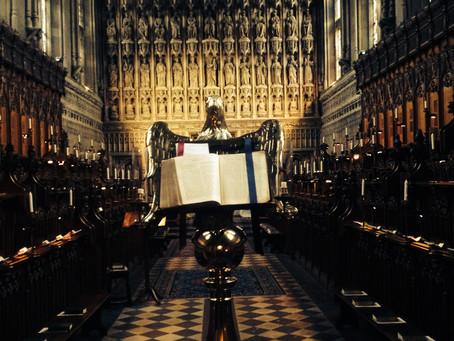 Communion Hands - A Sonnet