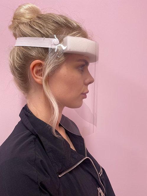 Protective Full Face Beauty Sheild