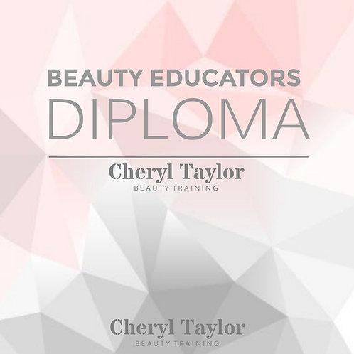ONLINE BEAUTY EDUCATORS DIPLOMA