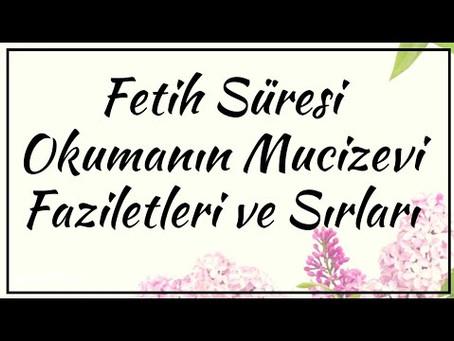 FETH SURESİ
