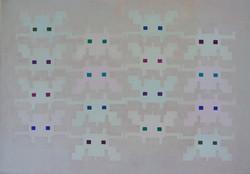 Djital Gerçekçilik Mozaik 1,2014