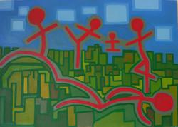 Dansçılar,2009