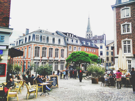 Lille, France - A Few Of My Favourite Things