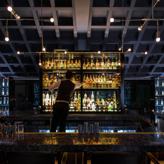 KUN WHISKEY BAR