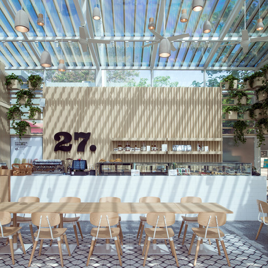 CAFE 27