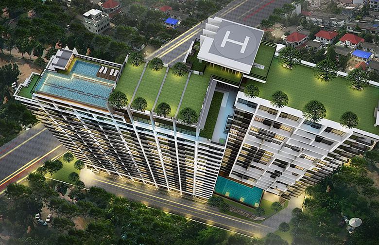 Plus Condominium Hatyai