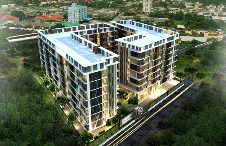 Plus Condominium Suratthani