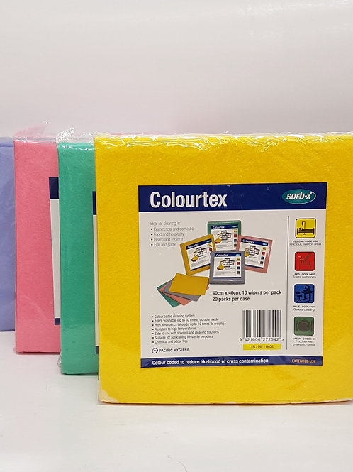 Colourtex Textile Wiper (40 x 40cm) 10 wipers/pack