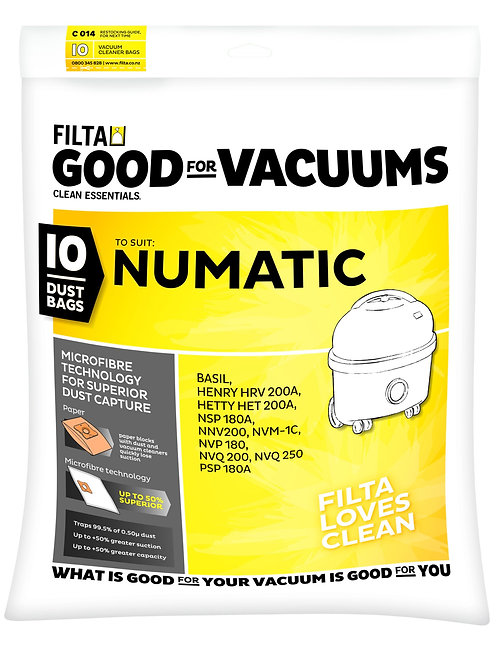 Filta C014 Numatic