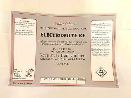 Electro Solve RE