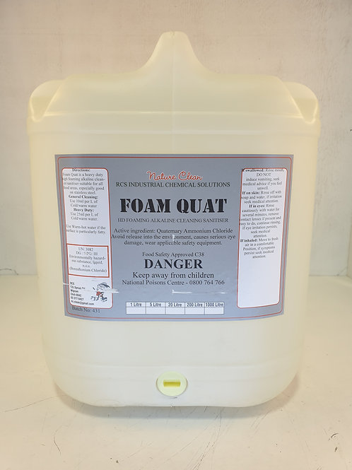 Foam Quat