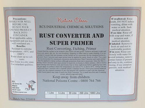 Rust Converter & Super Primer