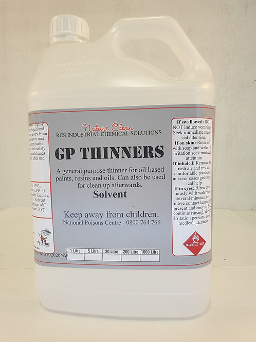GP Thinners (Paint Thinners GP)