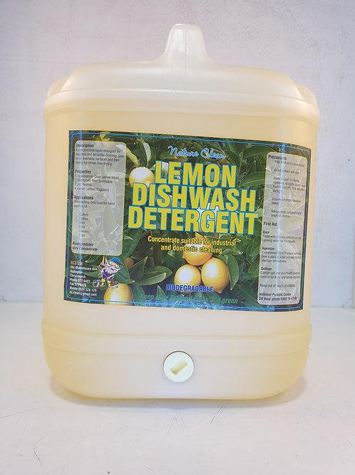 Lemon Dishwash  Detergent