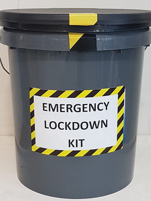 Emergency Lockdown Kit