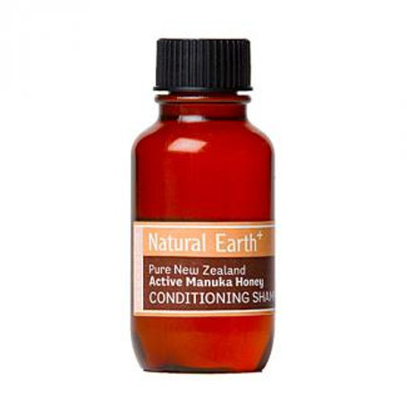 Health Pak Natural Earth - conditioning shampoo bottle