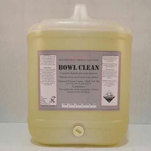 Bowl Clean