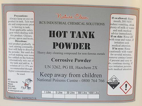 Hot Tank Powder