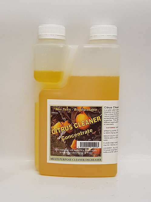 Citrus Cleaner Concentrate