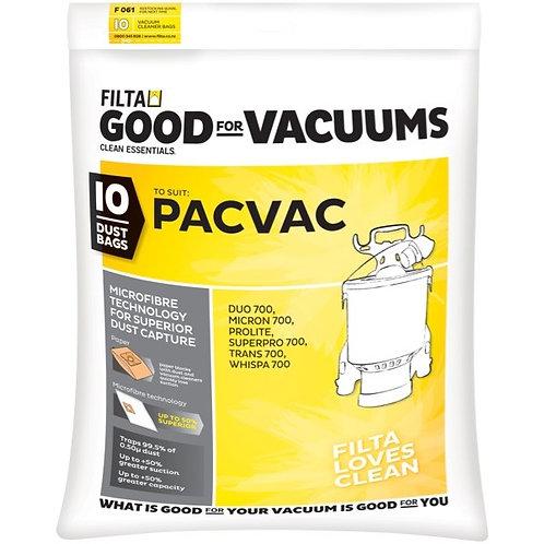 Pacvac Bags 10pk