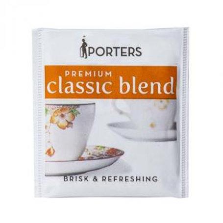 Health Pak Porters tea sachets premium blend