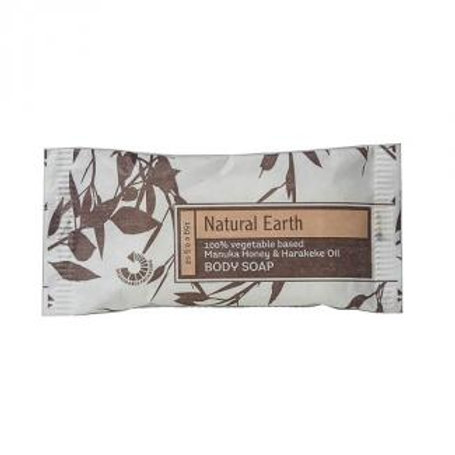 Health Pak Natural Range - Wrapped soap