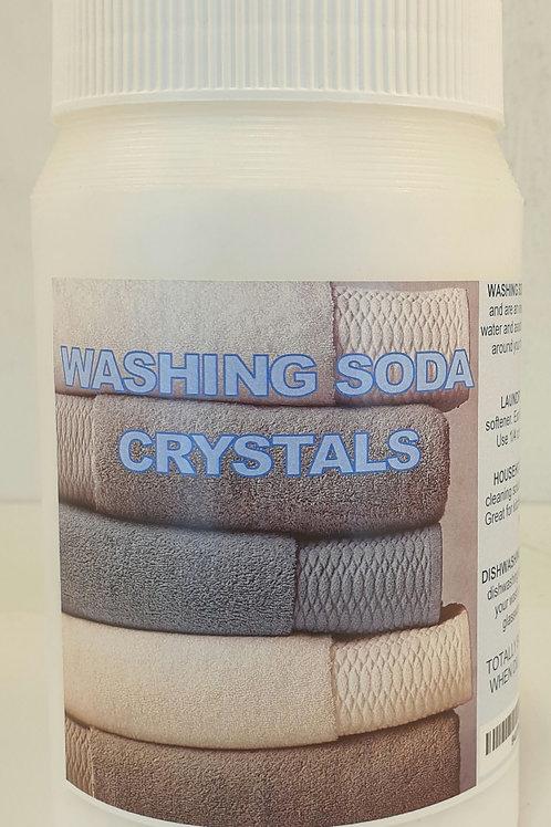 Washing Soda Crystals (Natural Fabric Softener)