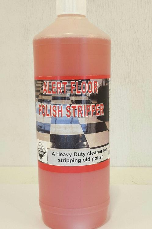 Alert Floor Polish Stripper 1L
