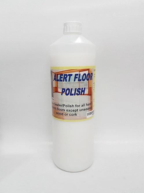 Alert Floor Polish 1L
