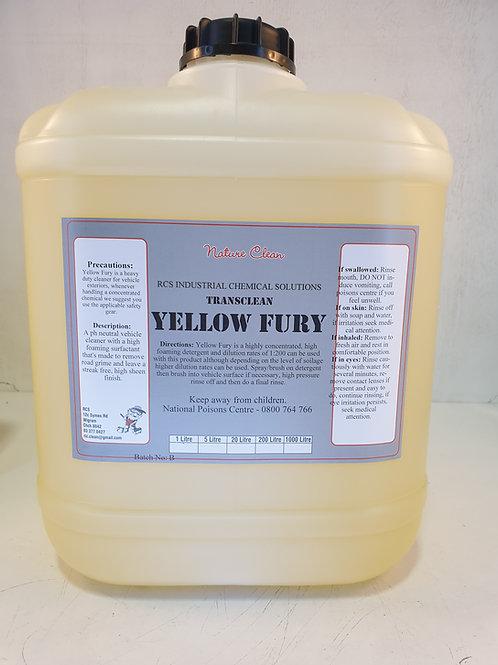 Yellow Fury