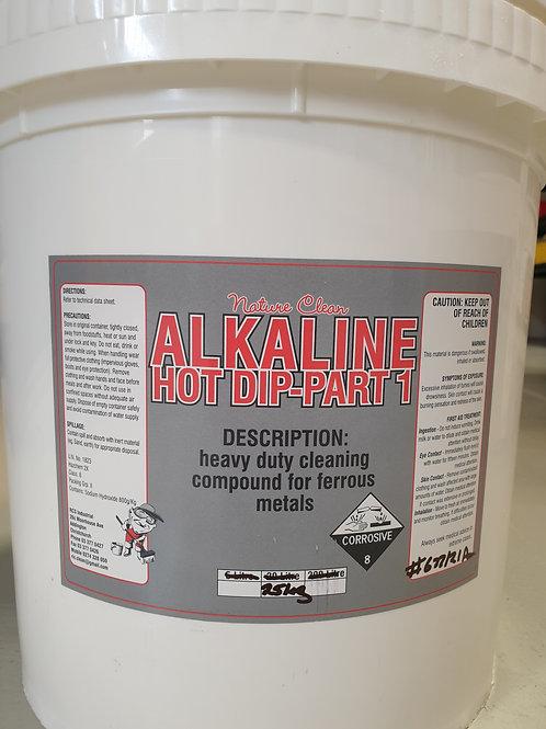 Alkaline Hot Dip