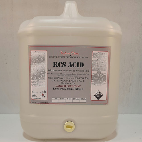 RCS Acid