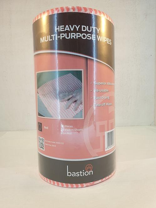 Bastion Regular Multi-Purpose Wipes