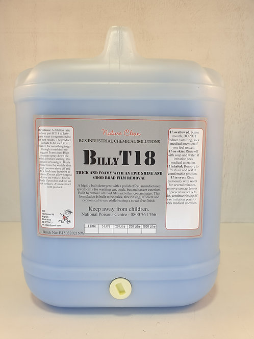 Billy T18 (BT18)