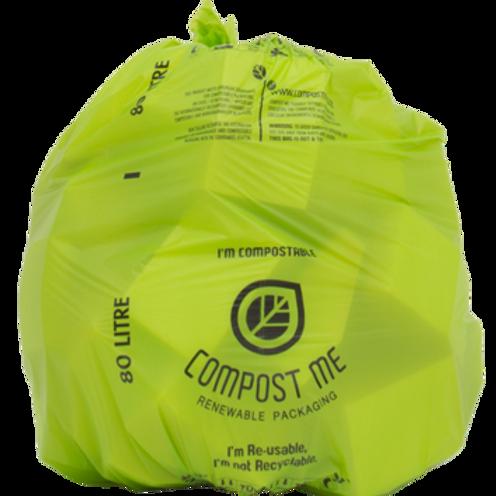 Compost Me 80L Bin Liners