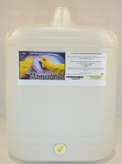 Immaculate Manual Dishwash Detergent