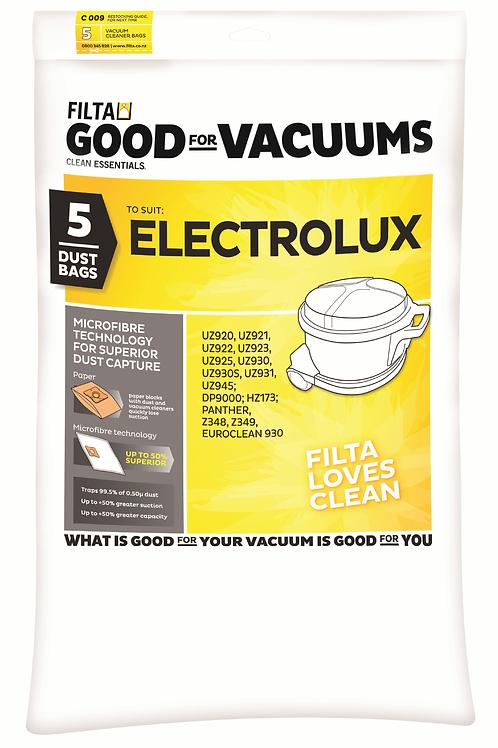 Filta C009 Electrolux bag (5pack)